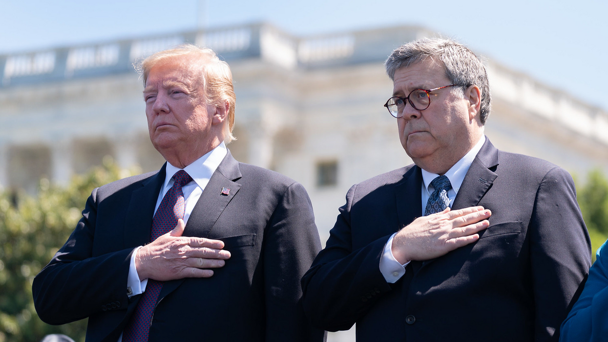 Sessions, Barr and Rosenstein all need to answer for the misuse of the DOJ