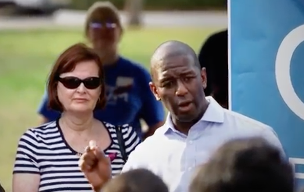 'What the Political Revolution Is All About': Historic Upset by Progressive Andrew Gillum in Florida