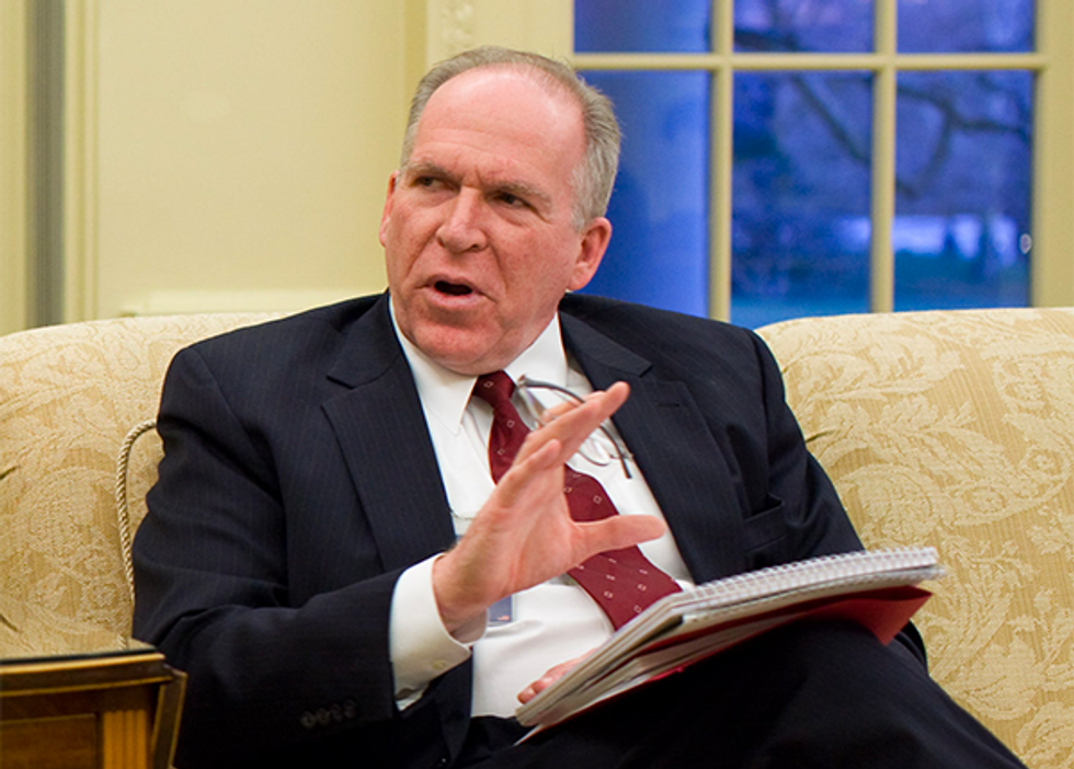 Ex-CIA Director John Brennan nails Trump: 'Impossible for you to escape justice'