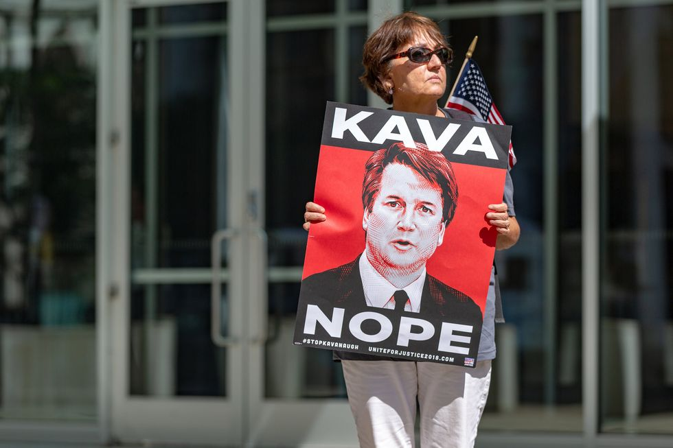 The FBI Is Investigating Kavanaugh  -  But It May Be Forced to Ignore the Most Damning Evidence Against Him