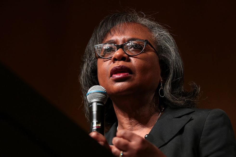 Anita Hill Calls for an Investigation into the Allegation of Sexual Abuse Against Brett Kavanaugh
