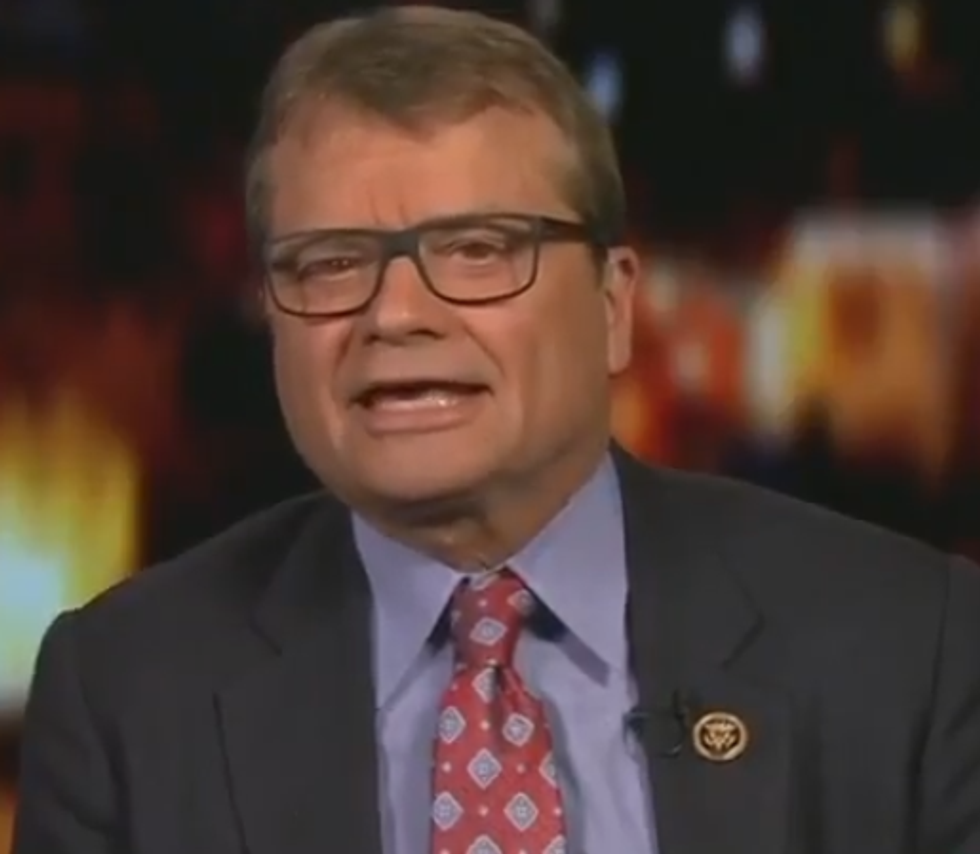 'This Was a Conspiracy': Congressman Scorches Trump's Pathetic Defense of His Son's Meeting with Russians
