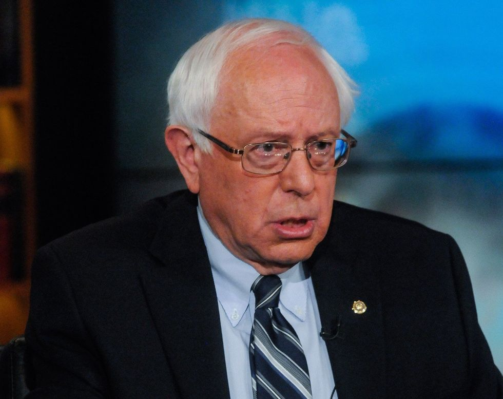 Bernie Sanders lays out bold 10-point plan for Democrats