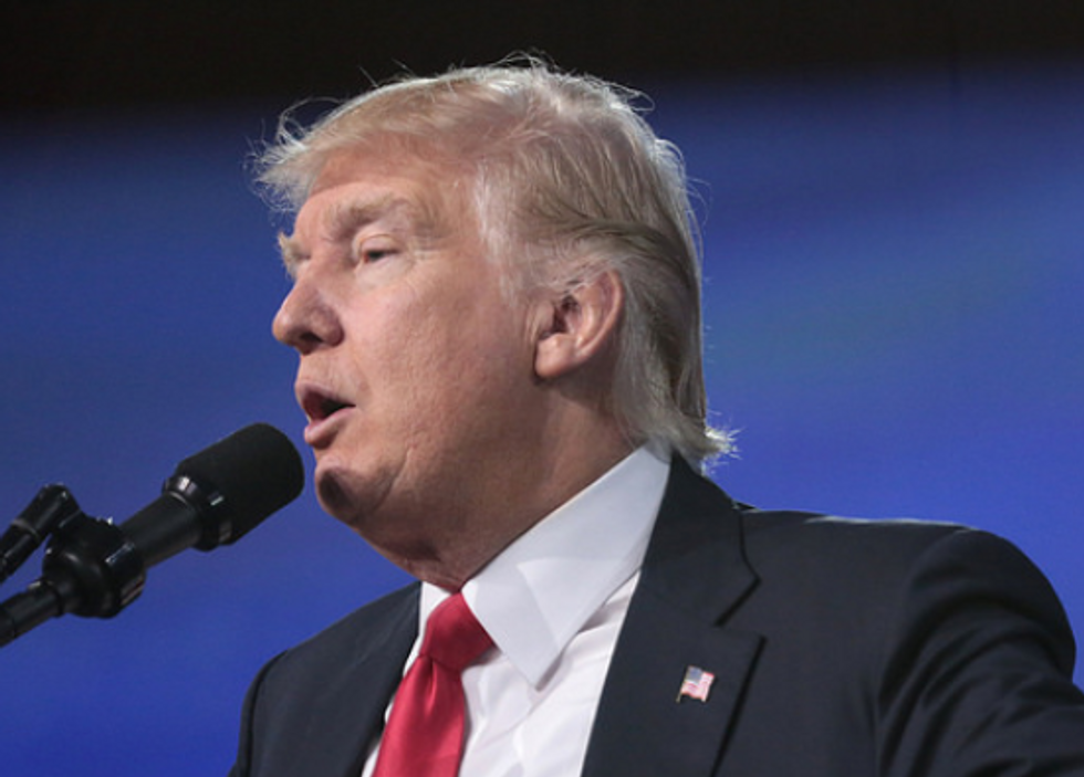 Here's How Trump Will Convince Supporters to Stick With Him  -  Even As He Admits to Collusion
