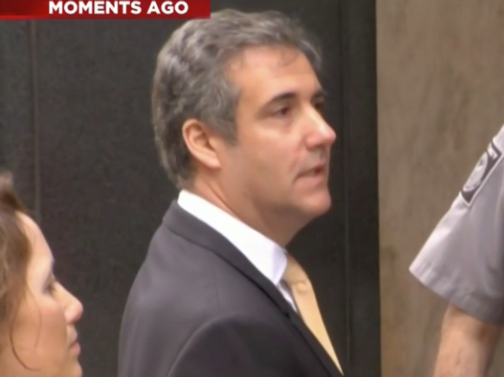 BOMBSHELL: Michael Cohen Implicates President Trump in Campaign Finance Violations While Pleading Guilty in Federal Court