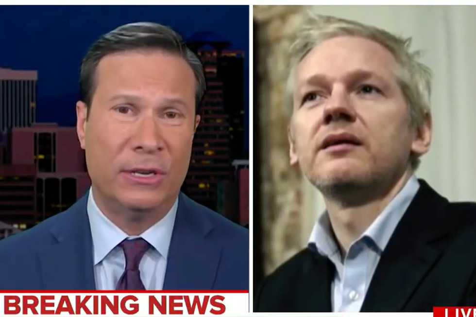 Ex-FBI counter-intel chief: Sealed Assange charges may be part of Mueller's plan to target Trump