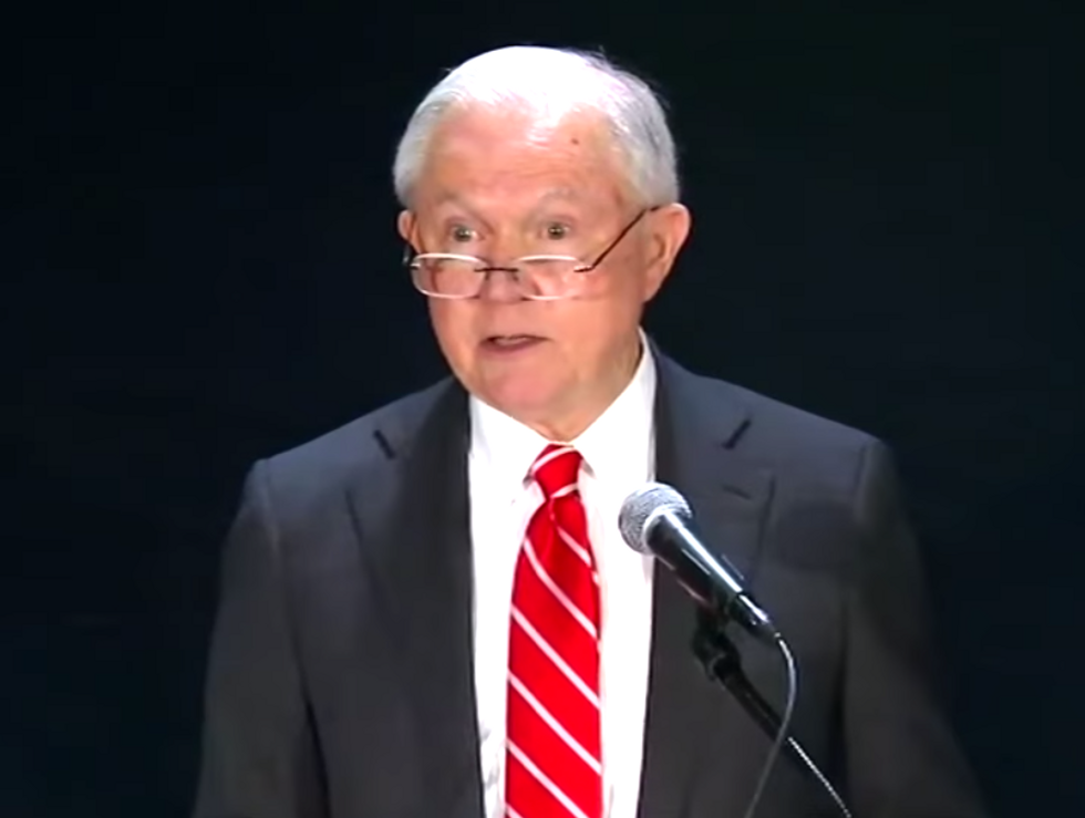 'I Call Upon You to Repent!' Religious Leaders Interrupt and Denounce Jeff Sessions over His Abusive Immigration Policies During Speech
