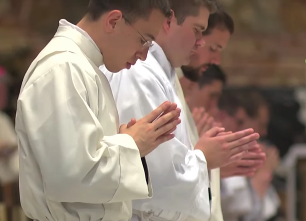 How Views on Celibacy in the Catholic Priesthood Changed Throughout Christian History