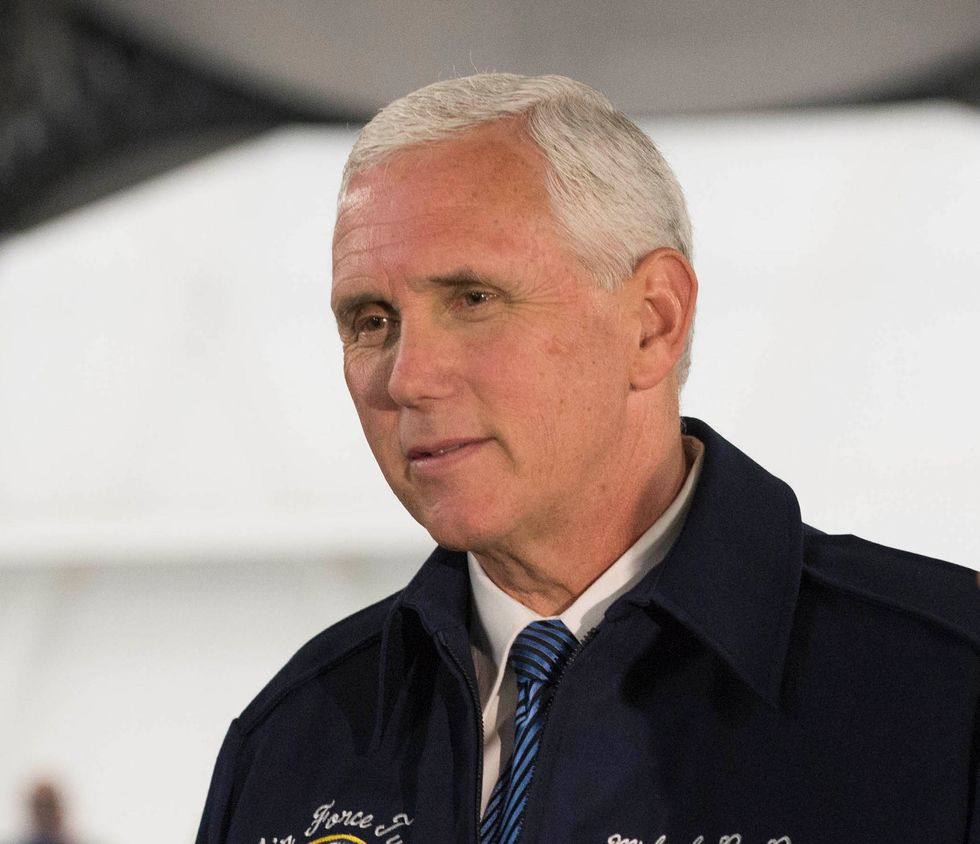 Mike Pence's invitation to an evangelical college has sparked an uproar on campus