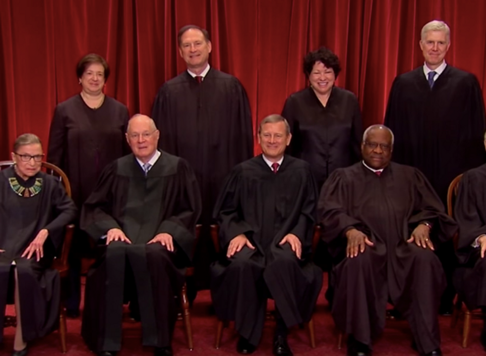 These 16 States Are Urging the Supreme Court to Rule They Can Fire People Just for Being LGBT