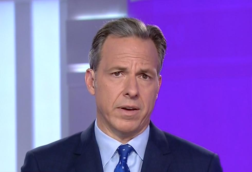 CNN's Jake Tapper Mocks Trump for Blatant Hypocrisy After He Refuses to Ask FBI to Investigate Brett Kavanaugh