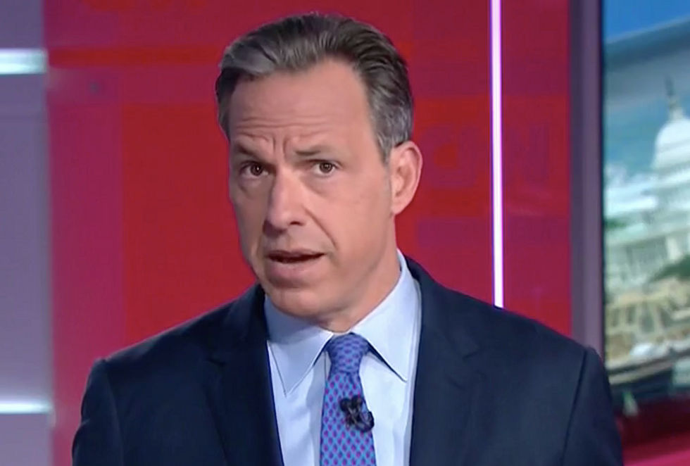 'Not Tethered to Facts': CNN's Jake Tapper Dismantles Trump's 'Different Reality' In Scathing Monologue