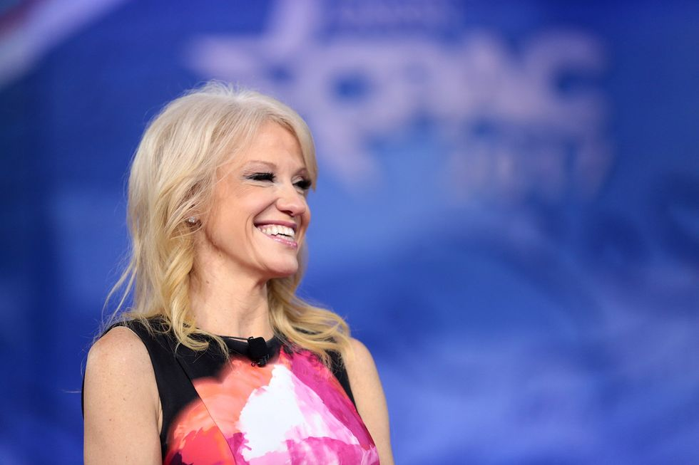 Kellyanne Conway's Husband Says Trump 'Needs a Real Lawyer'