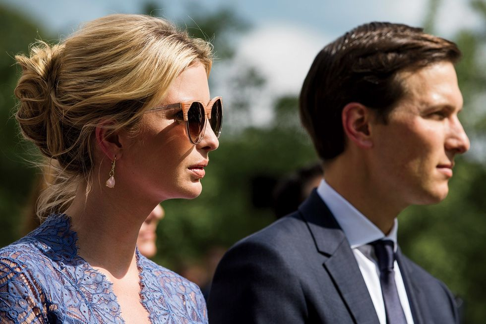 Trump Allies Furious Over the Treatment of Ivanka and Jared at McCain Memorial