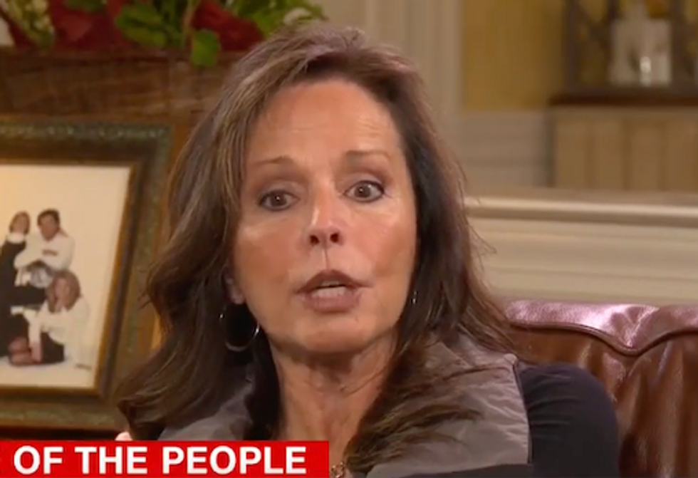 GOP Voter Stunned when CNN Host Explains that Seeking Asylum is Legal: 'Well, I Hope Trump Changes that'