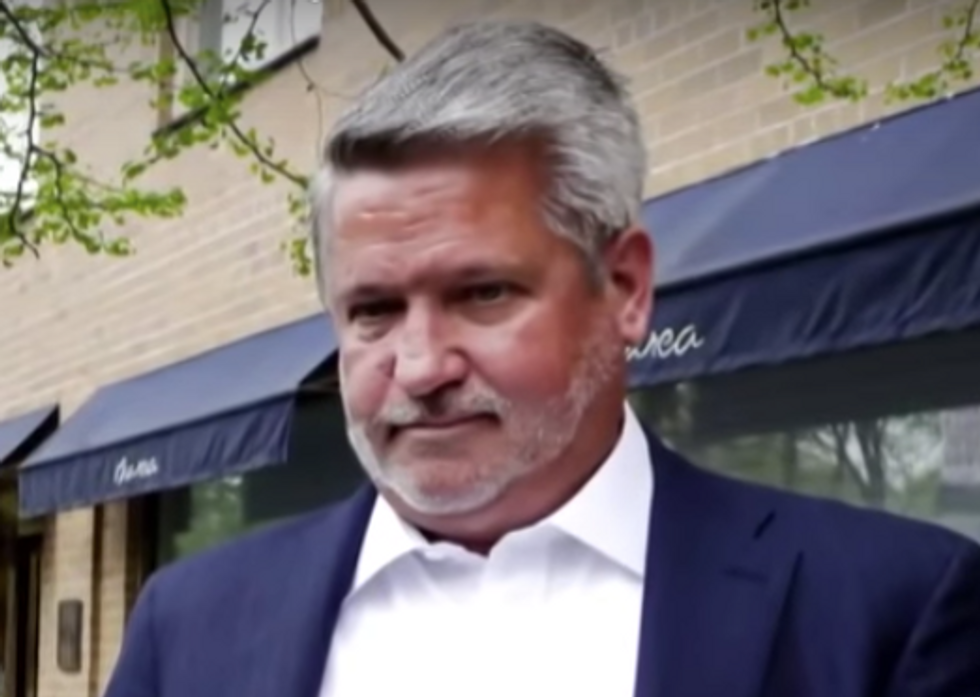 White House Exempts Bill Shine from Ethics Rules So He Can Keep Meeting with Fox News