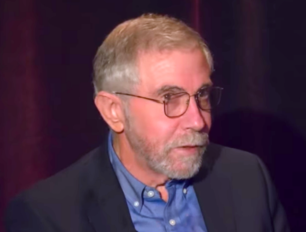 'Donald Trump isn't an aberration': Paul Krugman reveals how the GOP's 'moral rot' laid the groundwork for Trumpism