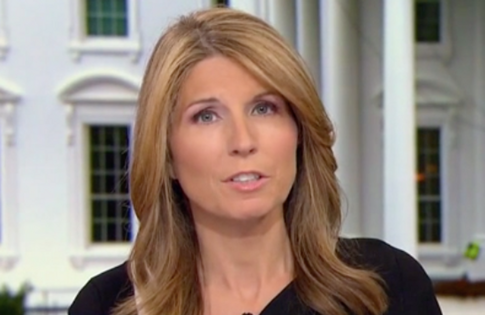 'Lock Her Up Has a New Meaning': Nicolle Wallace Laughs About Manafort's Conviction and the Cohen Guilty Plea