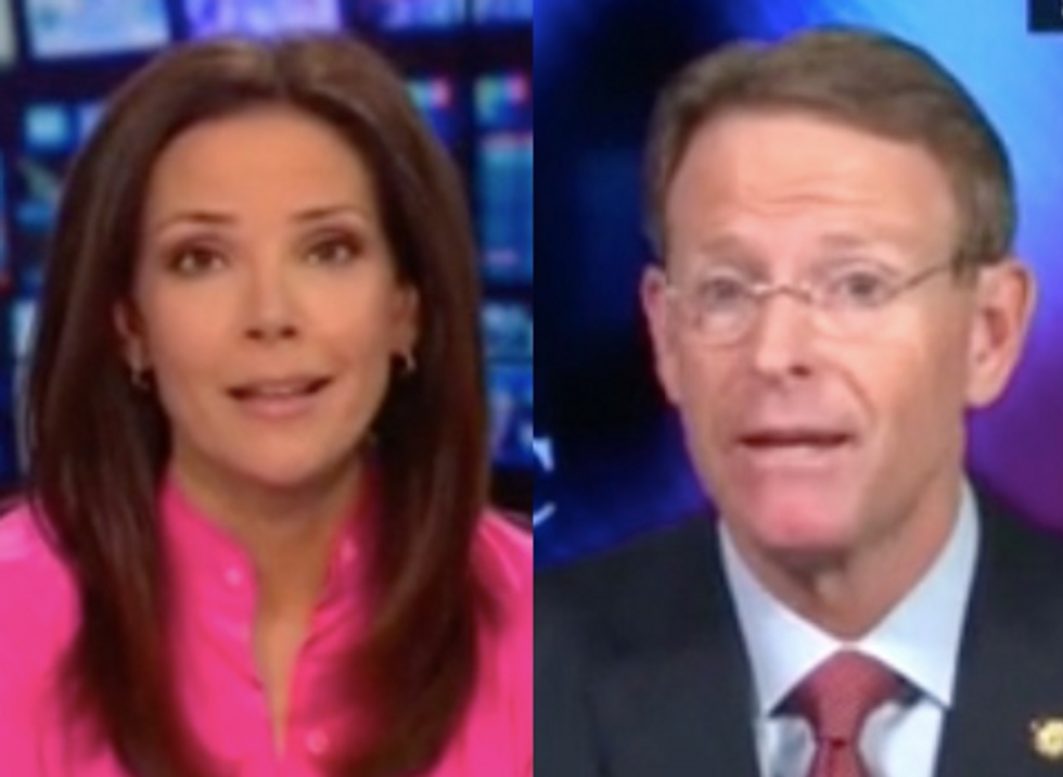 'I'm Going to Stop You': CNN Host Shuts Down Evangelical Tony Perkins for Dishonest Claim of 'Violence' from the Left