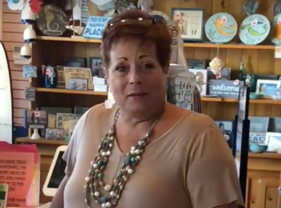 'They're Not Welcome in Here': Shocking Video Shows Aquarium Gift Shop Employee Who Ordered Young Black Girls from Store