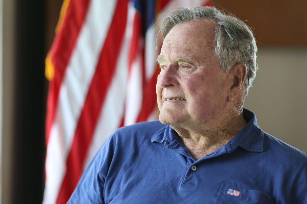 Bush Sr.'s brand of conservatism paved the way for Trump  -  here's the real reason right-wingers hate hearing it