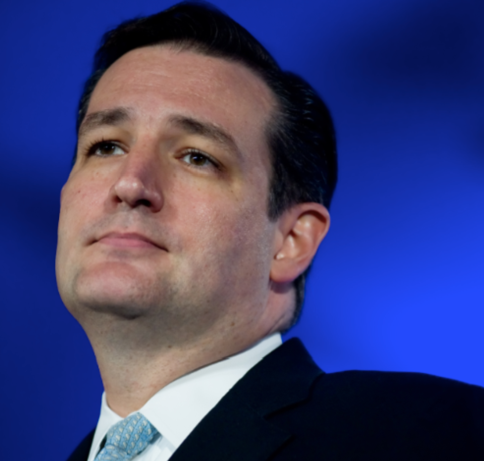 Here Are 5 of the Most Laughable and Pathetic Moments in Ted Cruz's Senate Campaign  -  So Far