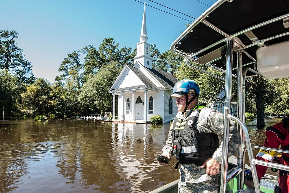 These Are 5 of the Biggest Dangers Hurricane Florence Poses to the People in Its Path