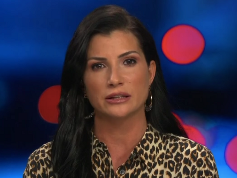 Internet Mocks NRA's Dana Loesch for Defending Trump by Comparing Him to Mob Boss Al Capone