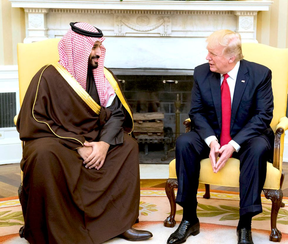 Top Republicans join Democrats on a new resolution condemning the Saudi regime in a not-so-subtle rebuke to Trump
