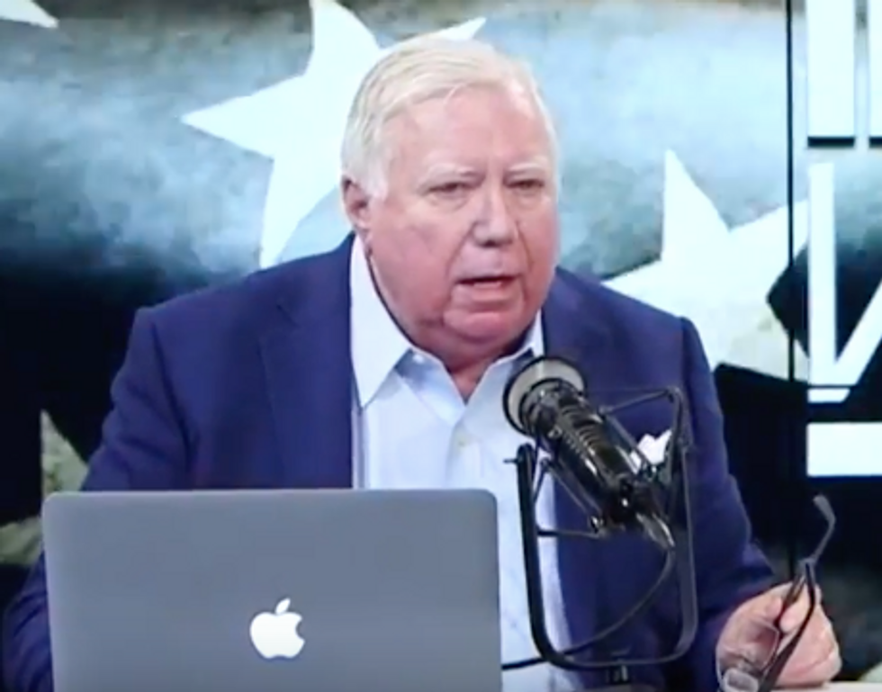 Here Are 6 Stunning Facts About Infowars' Alt-Right Conspiracy Buff Jerome Corsi