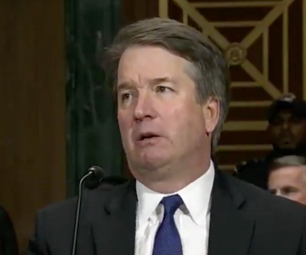 'A Conspiratorial Mindset': Conservative Writer Max Boot Demolishes Kavanaugh's 'Damning' Testimony Revealing His Naked Partisanship