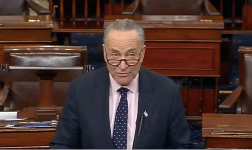 Democrats now favored to retake the US Senate: Cook Political Report