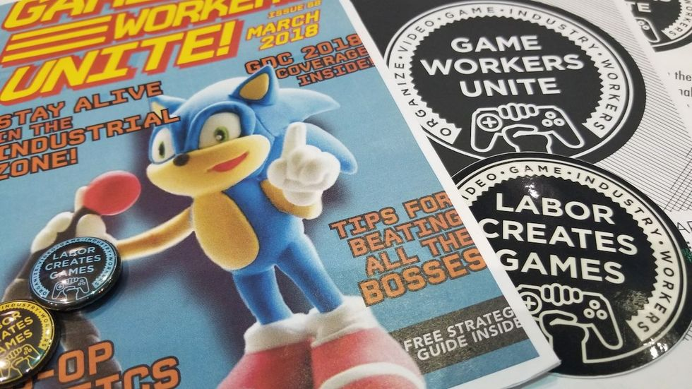 It's Time for Video Game Makers to Unionize