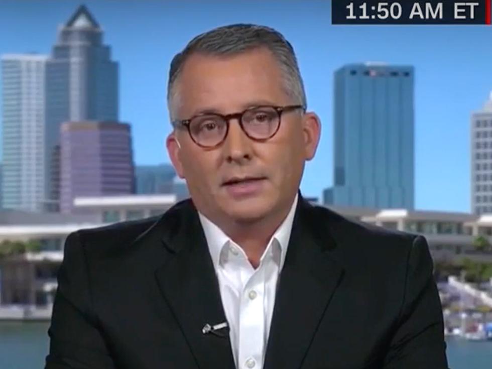 Ex-GOP Congressman David Jolly Predicts Republicans Will Crumble After Kavanaugh Debacle
