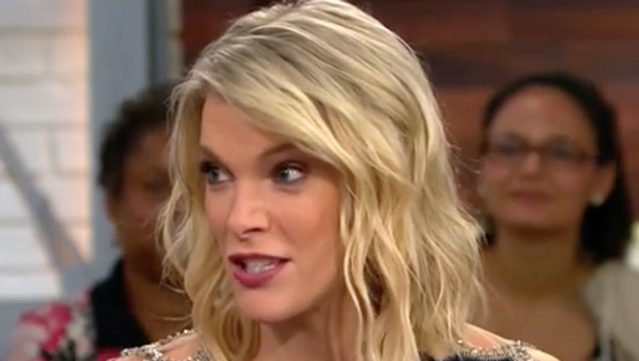 'Peak conservative stupidity': Megyn Kelly mocked for 'trying to school Oprah' over Meghan and Harry interview