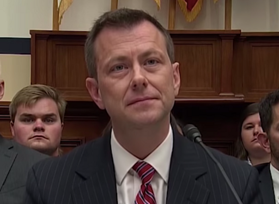 FBI Fires Agent Peter Strzok Over Anti-Trump Text Messages