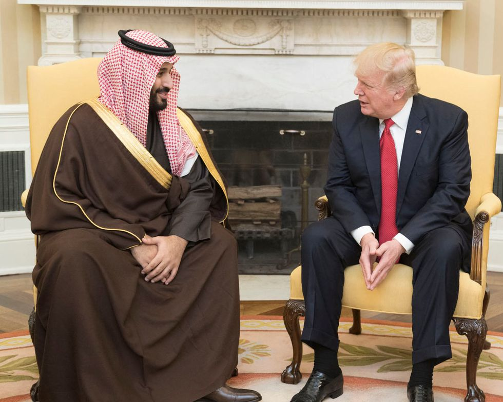 'I changed my mind because I'm pissed': These Republicans just sent a startling message that Trump has gone too far supporting the Saudis