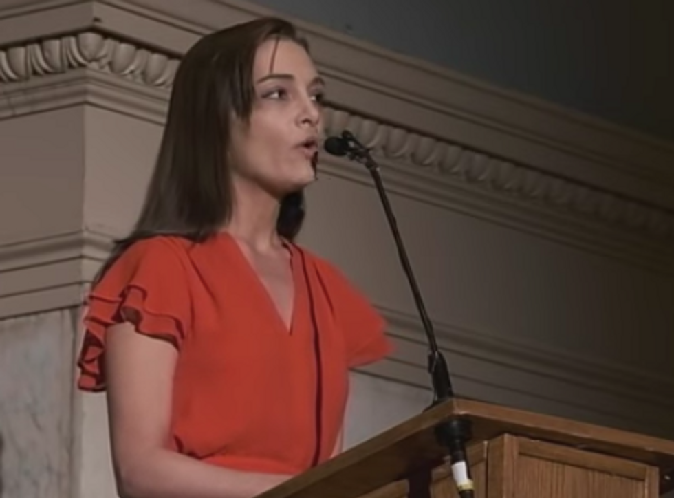 Democratic Socialists of America-Backed Candidate Julia Salazar Is Challenging Silicon Valley with Her Ambitious Tech Agenda