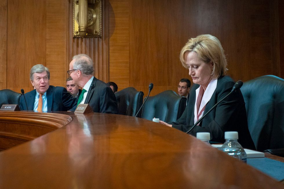The worst of Cindy Hyde-Smith: Here are 4 reasons why the GOP senator is a total embarrassment to Mississippi