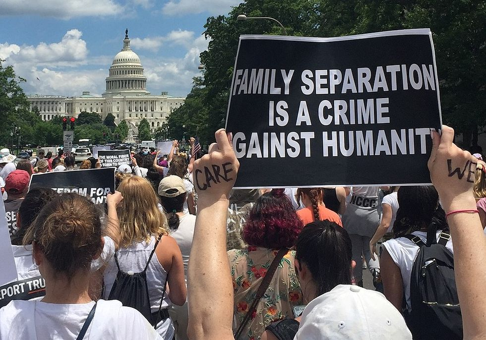 The Trump administration has started separating immigrant families again  -  and giving dubious explanations about why