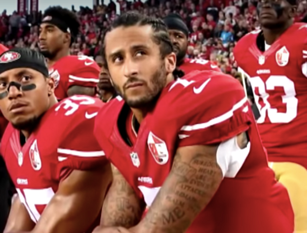 Here's Why Nike's Choice of Colin Kaepernick As the Face of 'Just Do It' Campaign Is Incredibly Significant