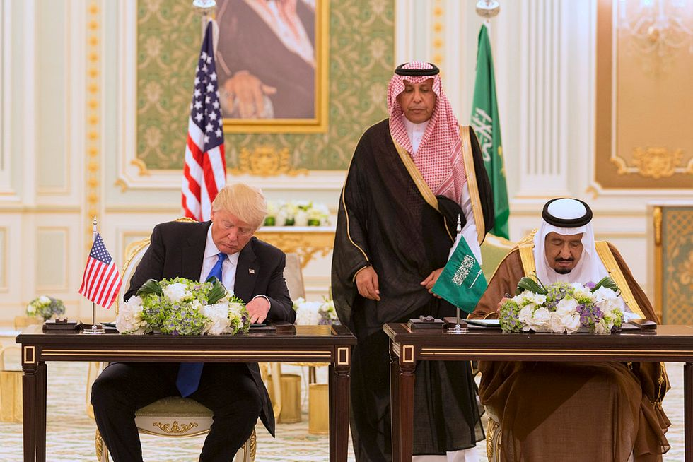 These Despicable Trump Supporters Are Engaging in a Cruel Smear Campaign on Behalf of Saudi Arabia Against Jamal Khashoggi