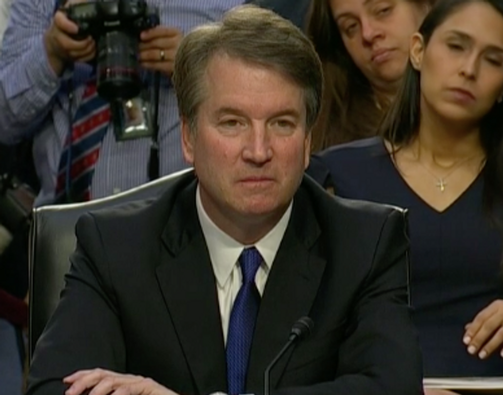 'This Is Not a Drill': Democrats Told to 'Go for the Jugular' to Stop Kavanaugh As Hearings Begins