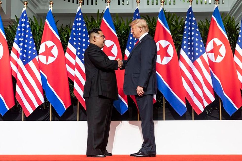 Trump Abruptly Cancels Mike Pompeo's North Korea Visit as His Diplomatic 'Victory' Is Exposed as a Fraud