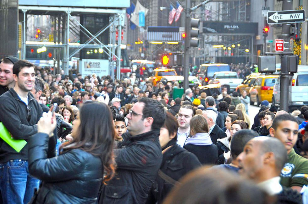 Here's why a weird psychological trait can make shoppers turn violent in the Black Friday rush