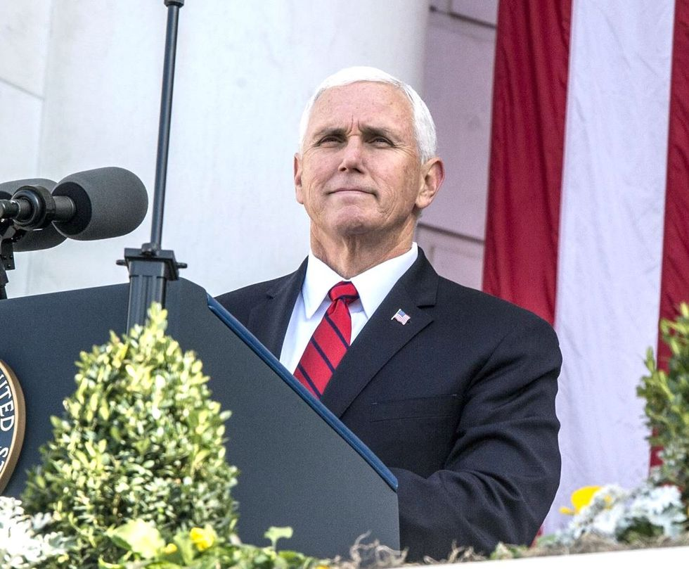 Here's Proof that Mike Pence Is Just as Big a Liar as Trump