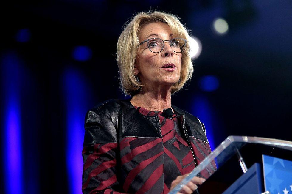 Education Secretary Betsy DeVos Loses Major Battle Over Obama's Student Loan Protections