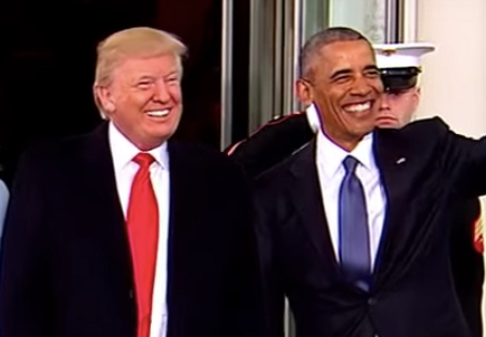 Trump Keeps Comparing Obama's 'Campaign Violation' to Cohen's Guilty Plea  -  Here's Why They're Nothing Alike