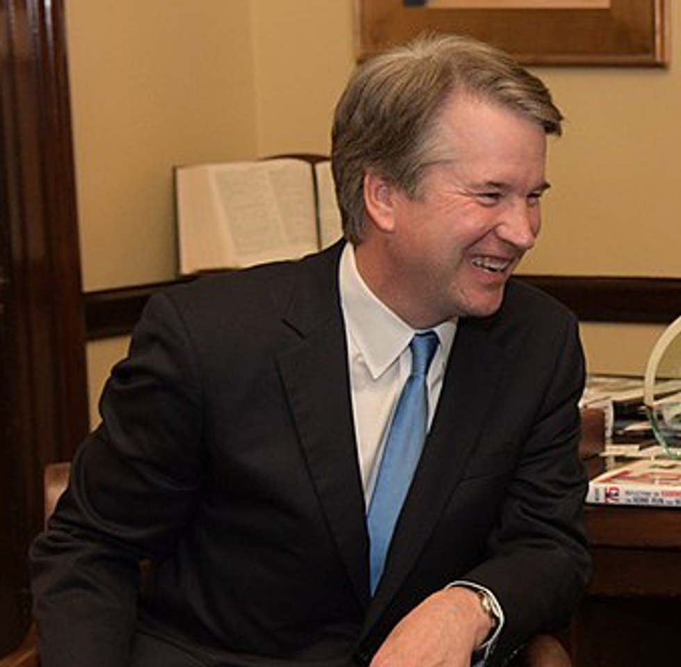 Here Are 5 Reasons Why the FBI's Investigation of Brett Kavanaugh Is a Joke