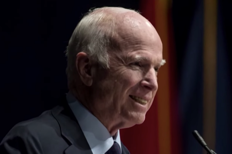Arizona Republicans Have Made Their Loyalties Clear  - They Choose Trump Over McCain